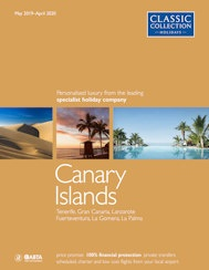 Canary Islands 2019/20 brochure