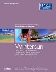 Wintersun 2019/20 brochure