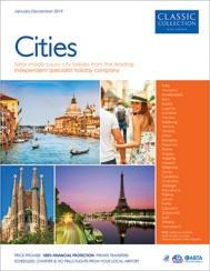 Cities 2019 brochure