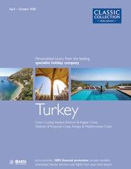 Turkey 2020 brochure