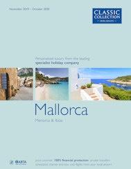 Mallorca 2019/20 brochure
