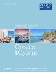 Greece 2020 brochure