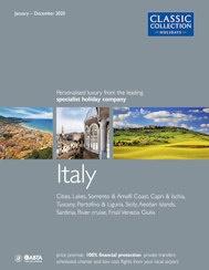 Italy 2020 brochure