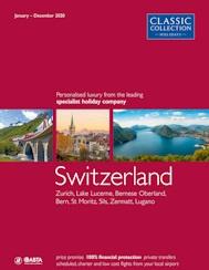 Switzerland 2020 brochure