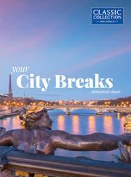 Your City Breaks brochure