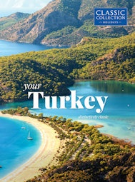 Your Turkey brochure cover