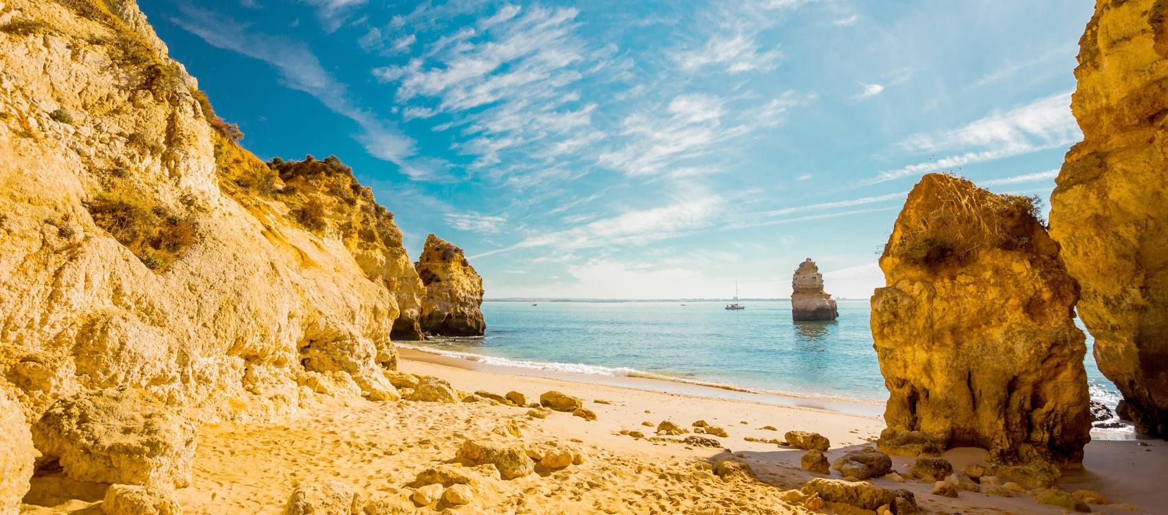 Portugal, Praia da Camilo