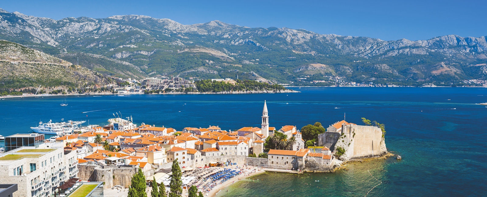 Luxury Montenegro Holidays