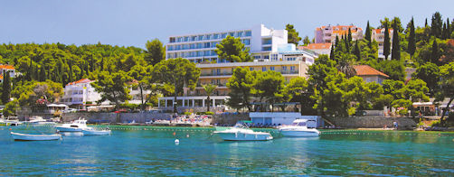 Hotel Cavtat, sea view image