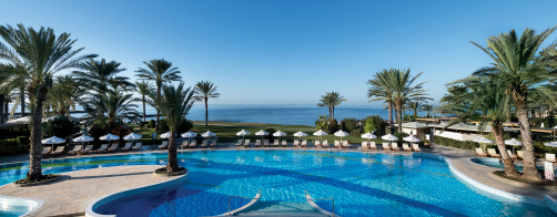 Athena Beach hotel, hotel of the week