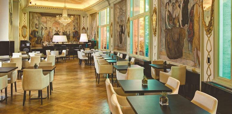 Grand Hotel Palace, Cadorin restaurant
