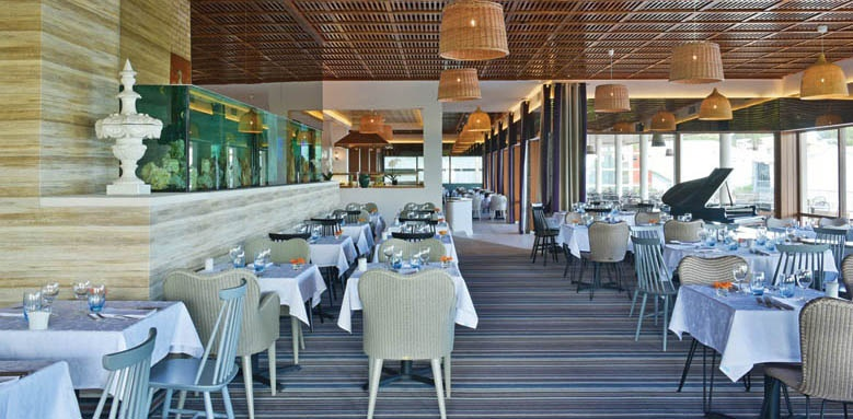 Pestana Alvor Praia, almofariz restaurant