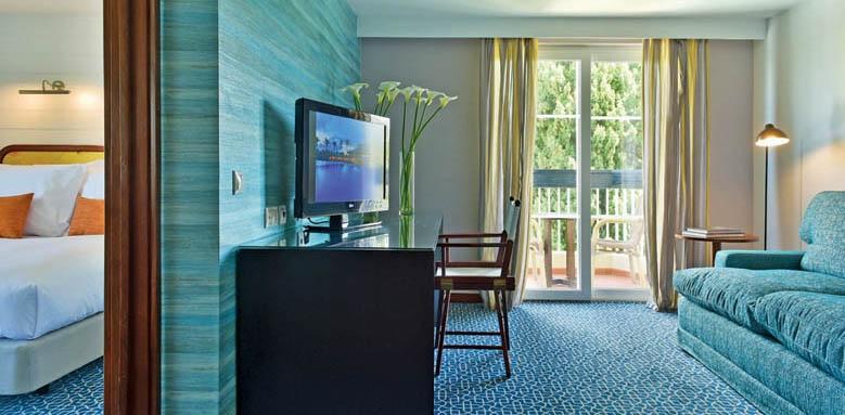 Pestana Alvor Praia, Suite Garden view room