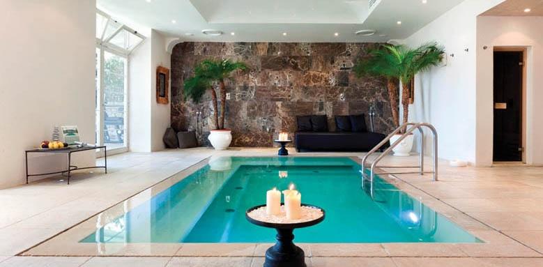 Villa Marina Capri Hotel & Spa, Spa