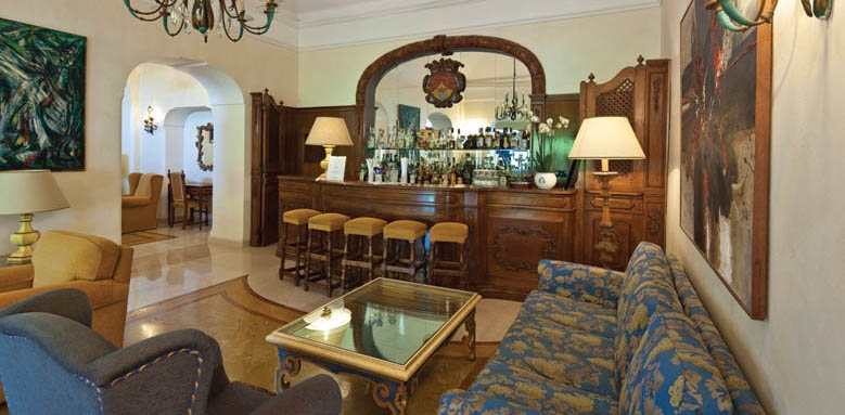 Grand Hotel Excelsior Terme, bar