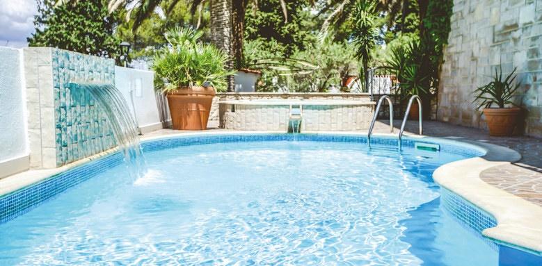 villa adriatica, pool
