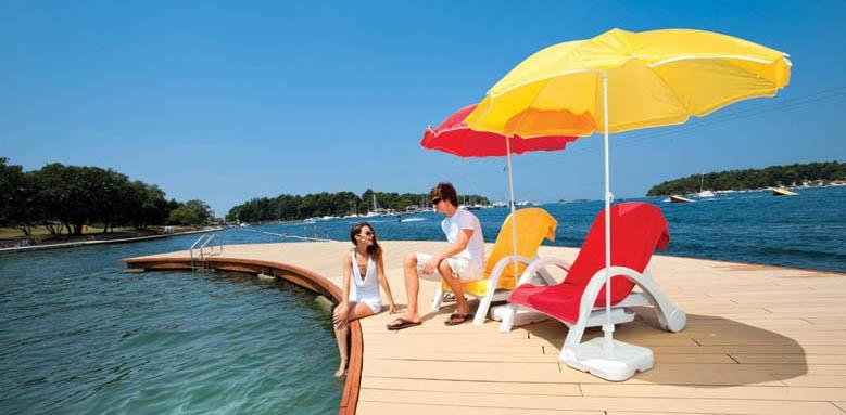 Hotel Laguna Molindrio, waterside