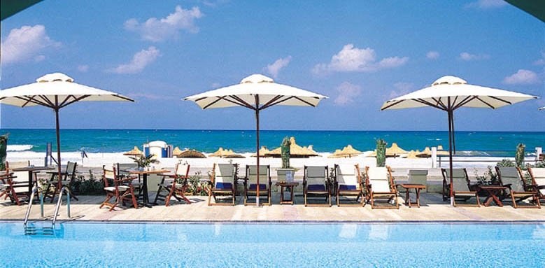 Grecotel Plaza Spa Apartments, Pool and Sea