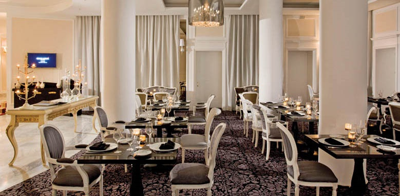Gran Melia, Majestic Restaurant