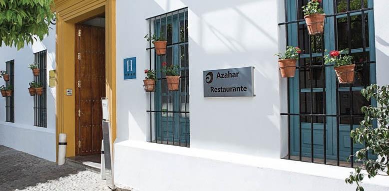 Hospes Las Casas del Rey de Baeza, Enterance