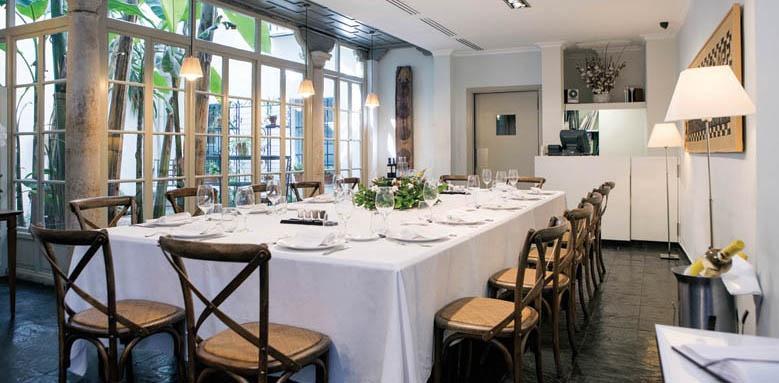 Hospes Las Casas del Rey de Baeza, Dining Room