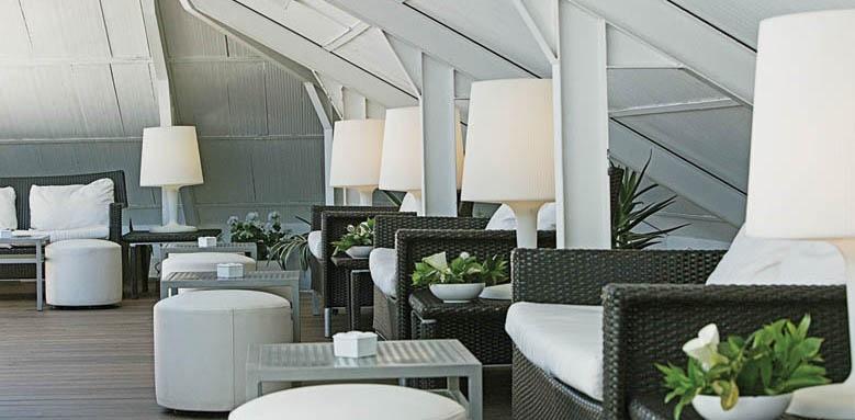 Hospes Las Casas del Rey de Baeza, Lounge