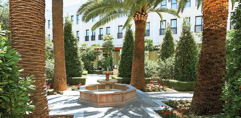 The Westin Valencia, Gardens