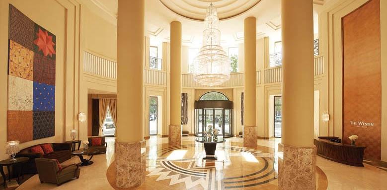 The Westin Valencia, Lobby