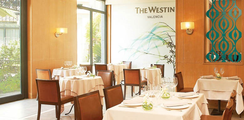 The Westin Valencia, Restaurant