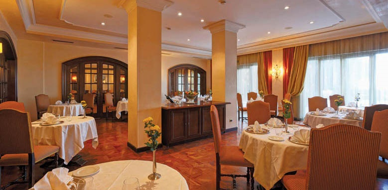 grand hotel san pietro taormina, Restaurant