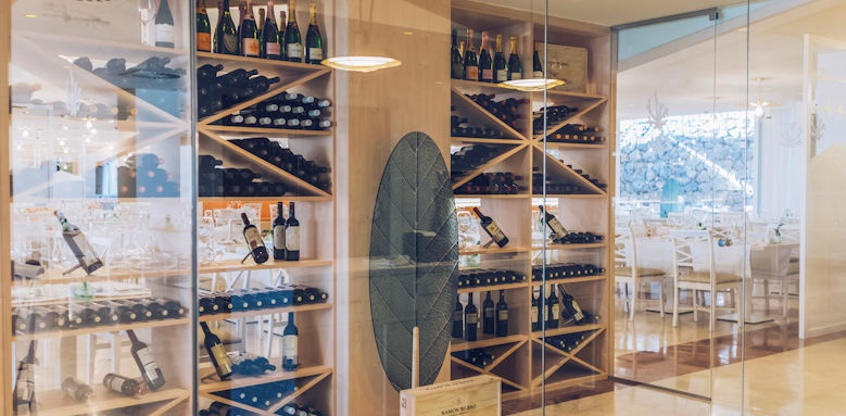 iberostar fuerteventura palace, wine cellar