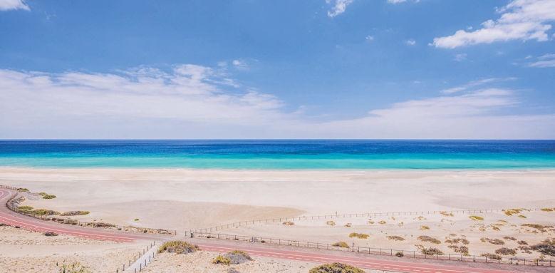 iberostar fuerteventura palace, beach