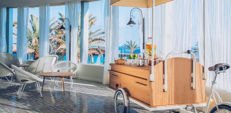 iberostar fuerteventura palace, cocktail bike