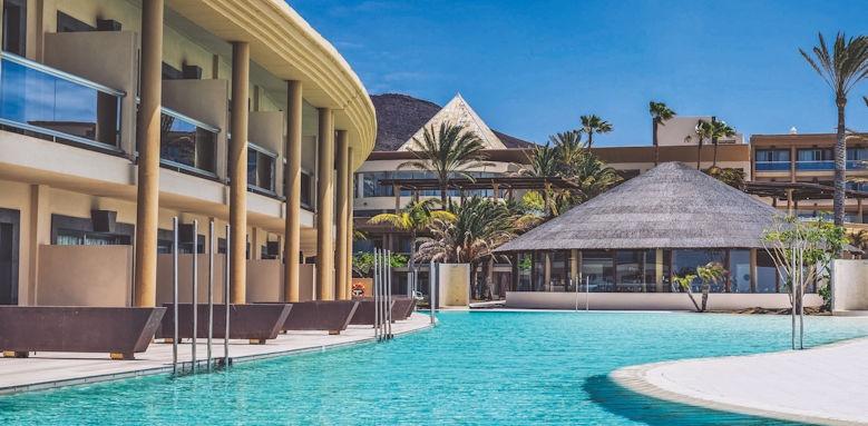iberostar fuerteventura palace, main pool