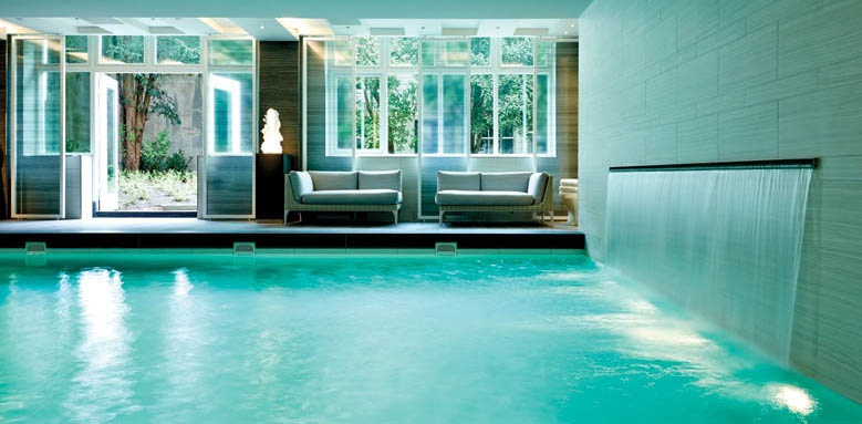 Waldorf Astoria Amsterdam, Pool
