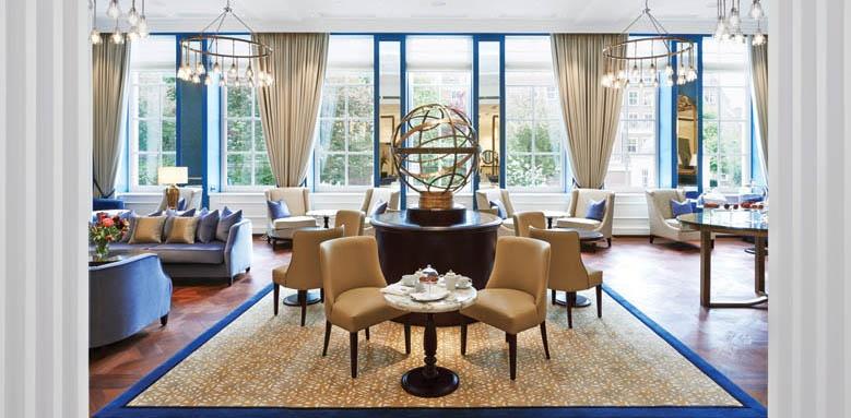 Waldorf Astoria Amsterdam, Lounge