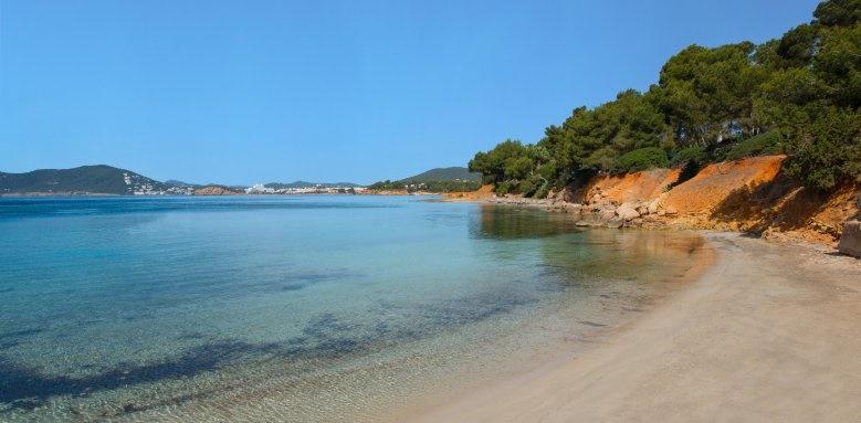 Iberostar Santa Eulalia, Beach