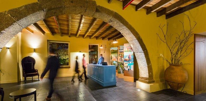 Castanheiro Boutique Hotel, lobby