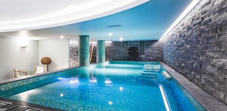 Castanheiro Boutique Hotel, Spa Pool