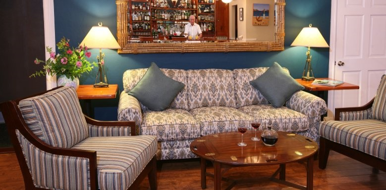 Royal Palms Hotel,Bar seating