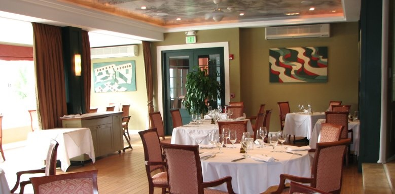 Royal Palms Hotel, restaurant