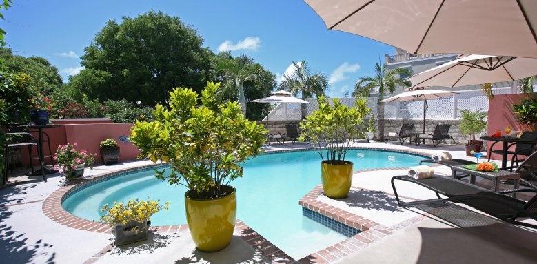 Royal Palms Hotel, pool