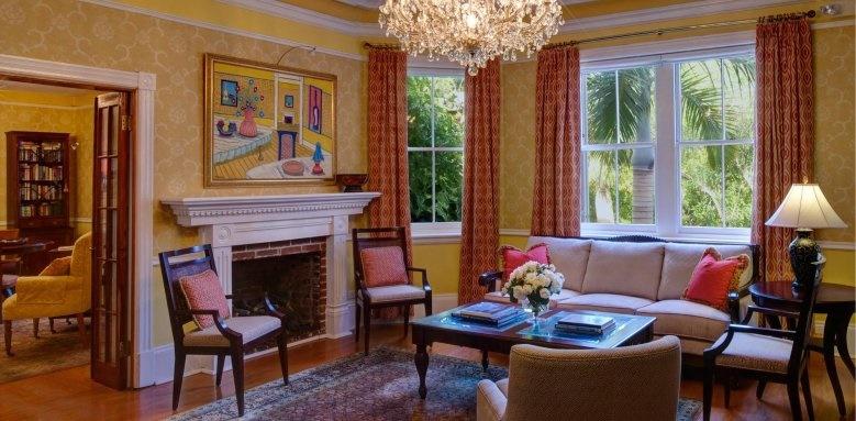 Royal Palms Hotel, Lounge