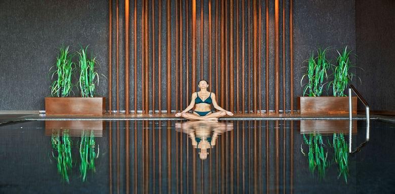 Savoy by Saccharum indoor pool