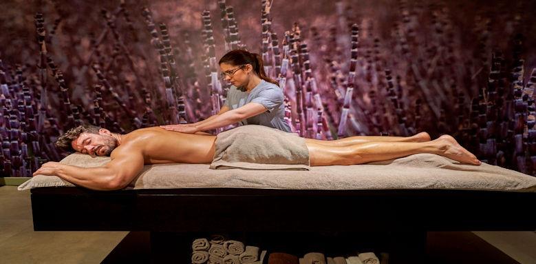 Saccharum by Savoy massage