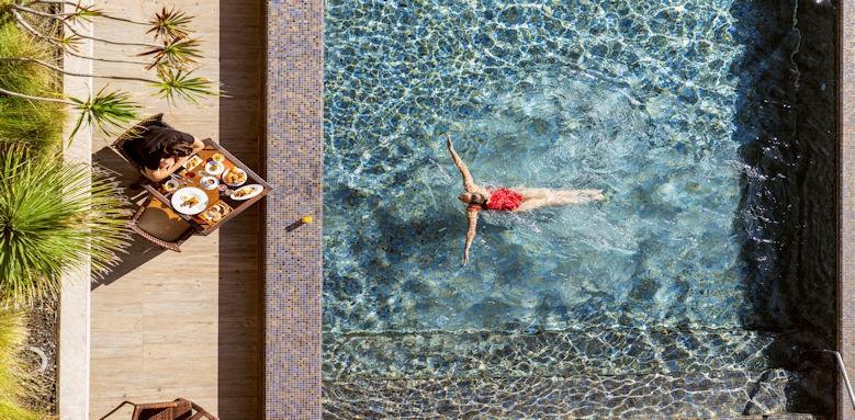 Saccharum by Savoy pool