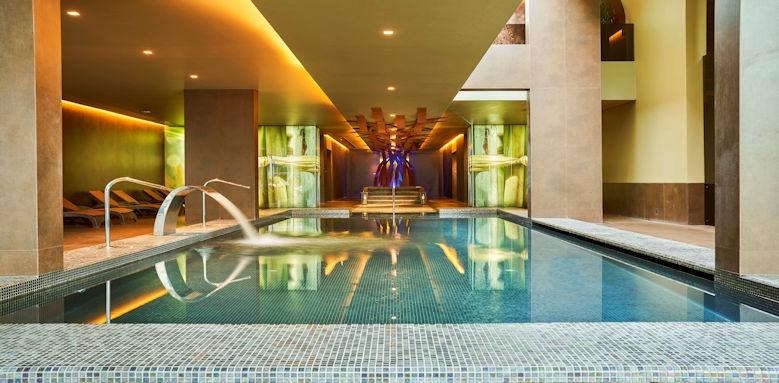Saccharum by Savoy indoor pool