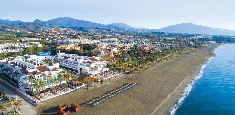 Iberostar Costa del Sol, aerial view