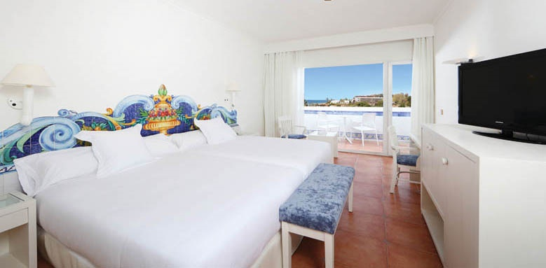 Iberostar Costa del Sol, double side sea view