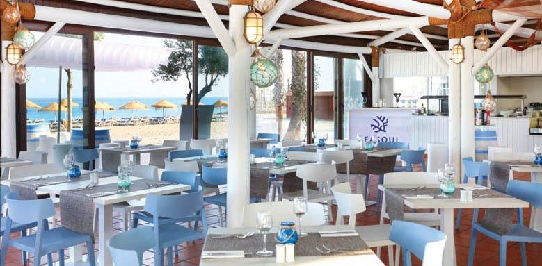 Iberostar Costa del Sol,  restaurant